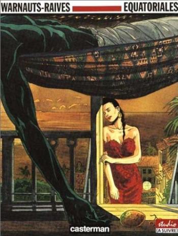 Couverture de l'album Equatoriales (One-shot)