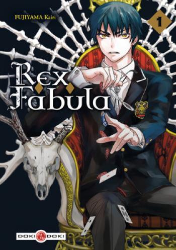 Couverture de l'album Rex Fabula - 1. Tome 1