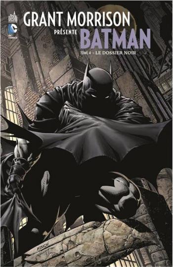 Couverture de l'album Grant Morrison présente Batman - 4. Le dossier noir