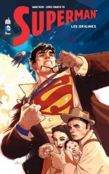Couverture de l'album Superman - Les origines (One-shot)