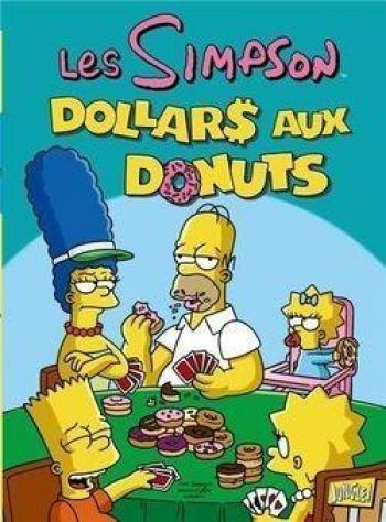 Couverture de l'album Les Simpson (Jungle) - 20. Dollar$ aux donuts