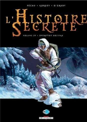 Couverture de l'album L'Histoire secrète - 29. Opération bojinka