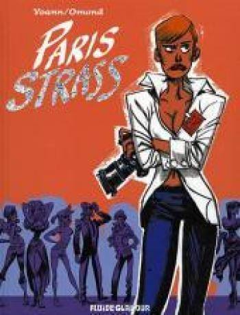 Couverture de l'album Paris Strass (One-shot)