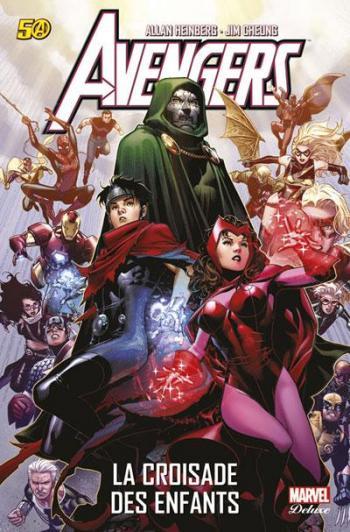 Couverture de l'album Avengers - La Croisade des enfants (One-shot)