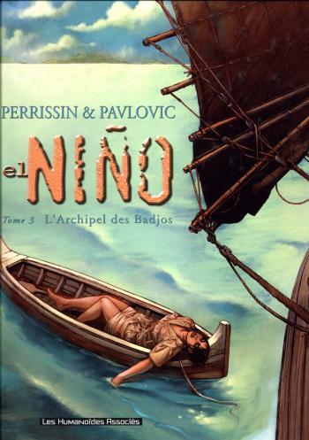 Couverture de l'album El Niño - 3. L'Archipel des Badjos