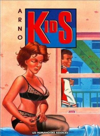 Couverture de l'album Kids (One-shot)
