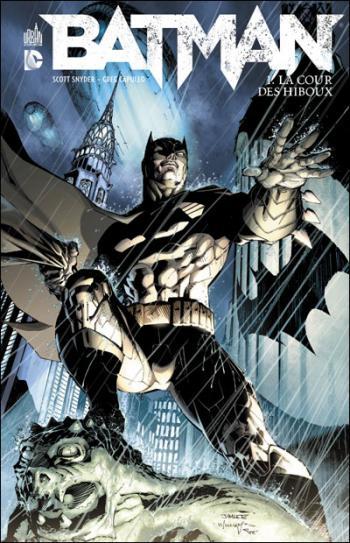 Couverture de l'album Batman (DC Renaissance) - 1. La Cour des hiboux