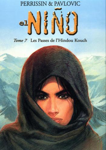 Couverture de l'album El Niño - 7. Les Passes de l'Hindou Kouch
