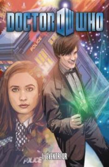 Couverture de l'album Doctor Who - 7. L'éventreur