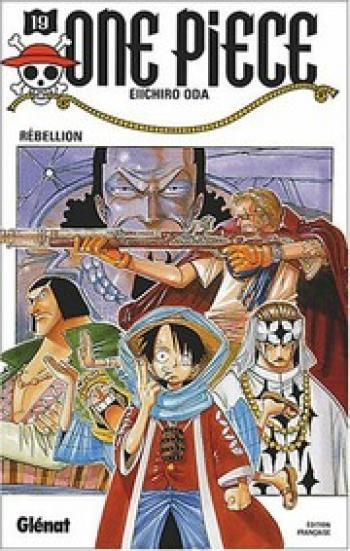 Couverture de l'album One Piece - 19. Rébellion