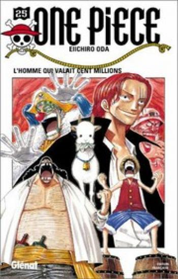 Couverture de l'album One Piece - 25. L'homme qui valait cent millions