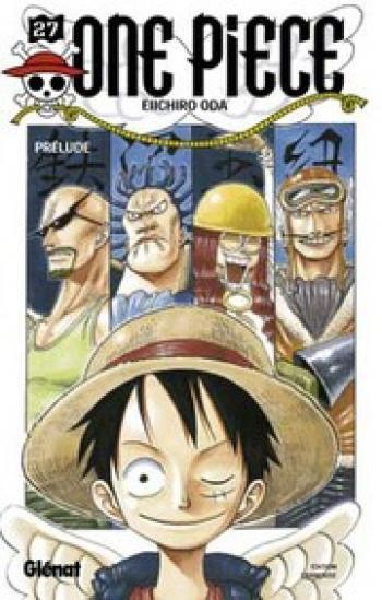 Couverture de l'album One Piece - 27. Prélude