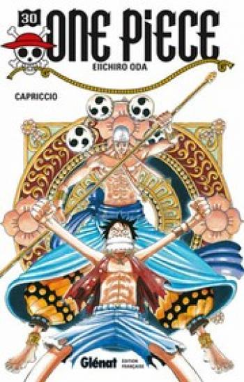Couverture de l'album One Piece - 30. Capriccio