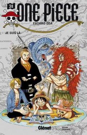 Couverture de l'album One Piece - 31. Je suis là