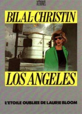 Couverture de l'album Los Angeles (Bilal) (One-shot)