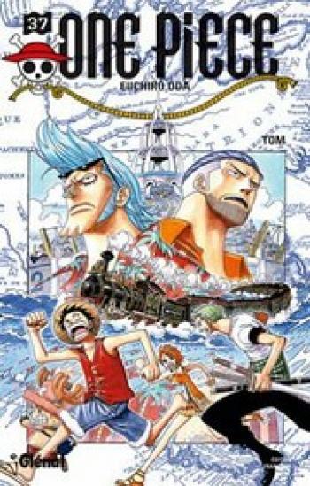 Couverture de l'album One Piece - 37. Tom