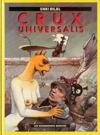 Couverture de l'album Crux Universalis (One-shot)