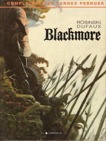 Couverture de l'album Complainte des landes perdues I - Sioban - 2. Blackmore