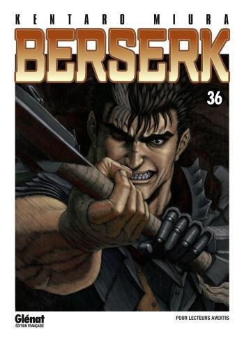 Couverture de l'album Berserk - 36. Tome 36