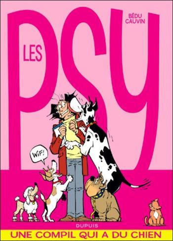Couverture de l'album Les Psy (Compilations) - 2. Une compil qui a du chien