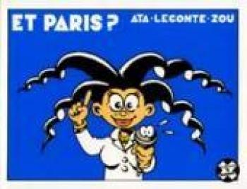 Couverture de l'album Collection X Futuropolis - 46. Et Paris ?