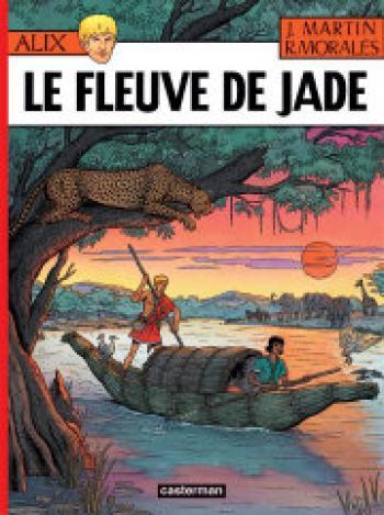 Couverture de l'album Alix - 23. Le Fleuve de Jade