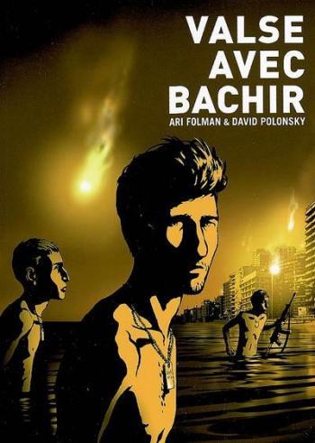Couverture de l'album Valse avec Bachir (One-shot)