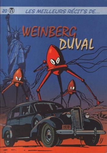Couverture de l'album Les Meilleurs Récits de... - 20. Weinberg