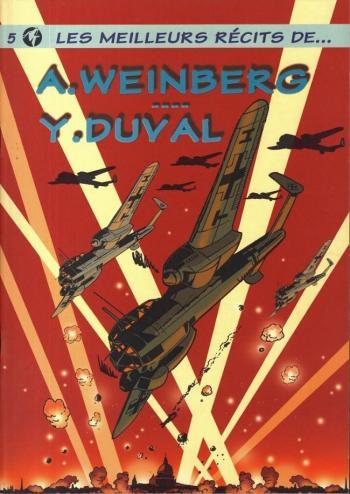 Couverture de l'album Les Meilleurs Récits de... - 5. A. Weinberg