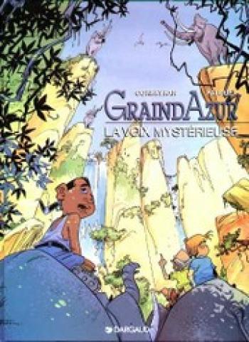 Couverture de l'album Graindazur - 3. La voix mystérieuse
