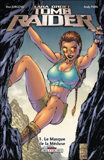 Couverture de l'album Lara Croft - Tomb Raider - 1. Le Masque de la Méduse