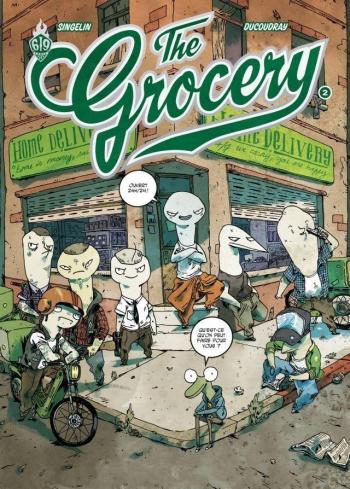 Couverture de l'album The Grocery - 2. Tome 2