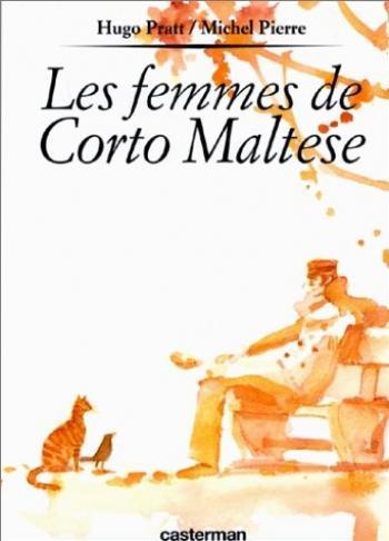 Couverture de l'album Corto Maltese - HS. Les Femmes de Corto Maltese