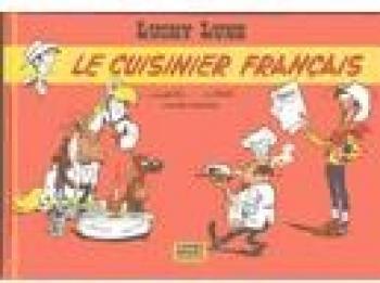 Couverture de l'album Lucky Luke - HS. Le cuisinier Français