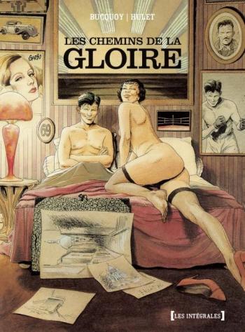 Couverture de l'album Les Chemins de la gloire - INT. Les Chemins de la gloire