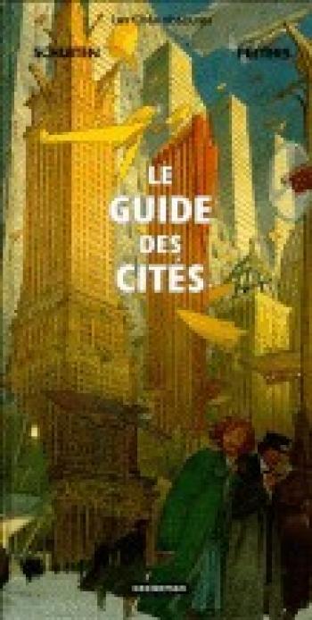 Couverture de l'album Les Cités obscures - HS. Le Guide des Cités
