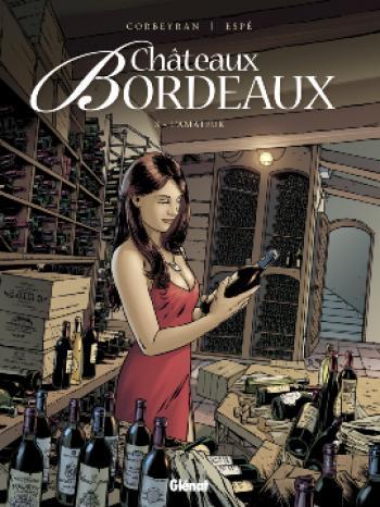 Couverture de l'album Châteaux Bordeaux - 3. L'Amateur