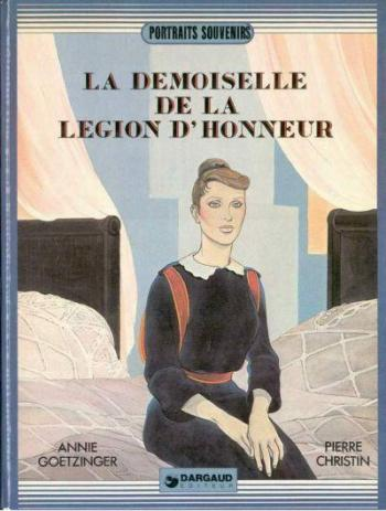 Couverture de l'album La demoiselle de la Légion d'honneur (One-shot)