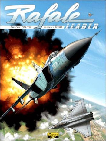 Couverture de l'album Rafale Leader - 1. Foxbat