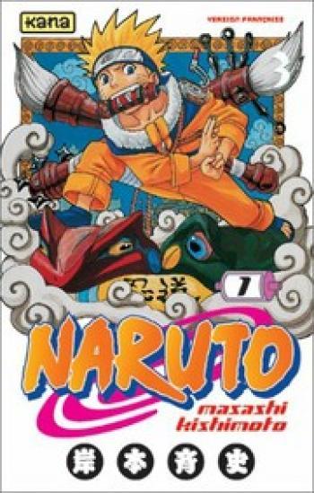 Couverture de l'album Naruto - 1. Tome 1