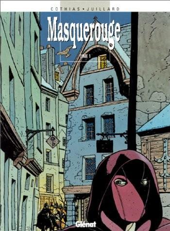 Couverture de l'album Masquerouge - 1. Masquerouge