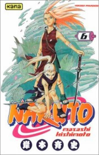 Couverture de l'album Naruto - 6. Tome 6