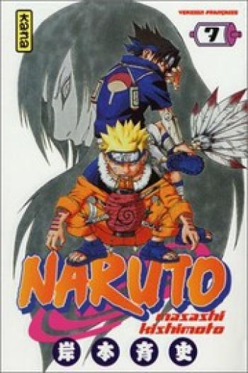 Couverture de l'album Naruto - 7. Tome 7
