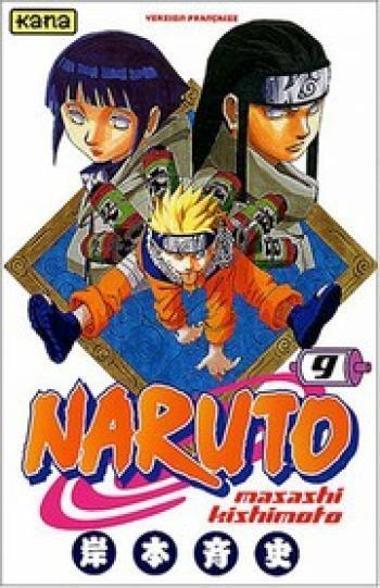 Couverture de l'album Naruto - 9. Tome 9
