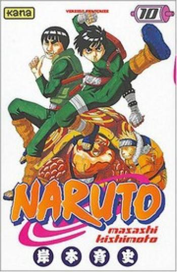 Couverture de l'album Naruto - 10. Tome 10