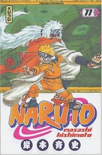 Couverture de l'album Naruto - 11. Tome 11