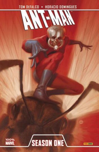 Couverture de l'album Season One - 6. Ant-man