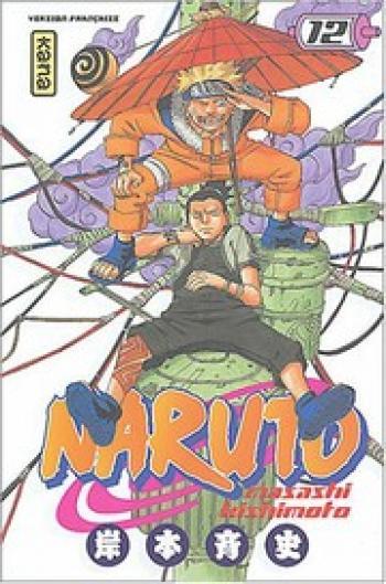 Couverture de l'album Naruto - 12. Tome 12