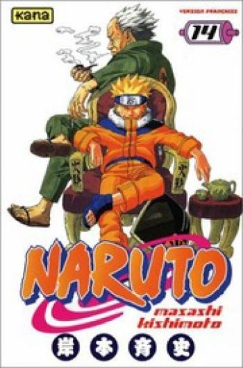 Couverture de l'album Naruto - 14. Tome 14