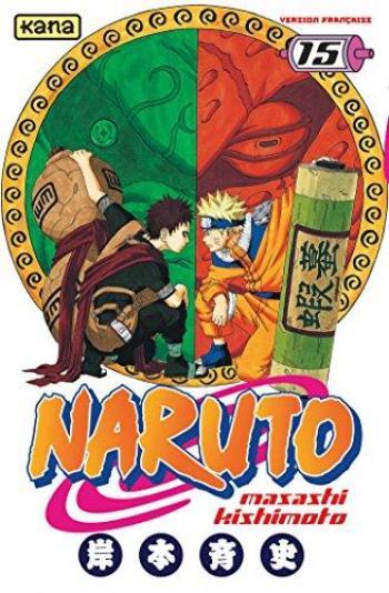 Couverture de l'album Naruto - 15. Tome 15